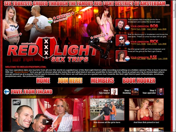 Red Light Sex Trip