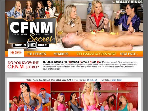 CFNM Secrets